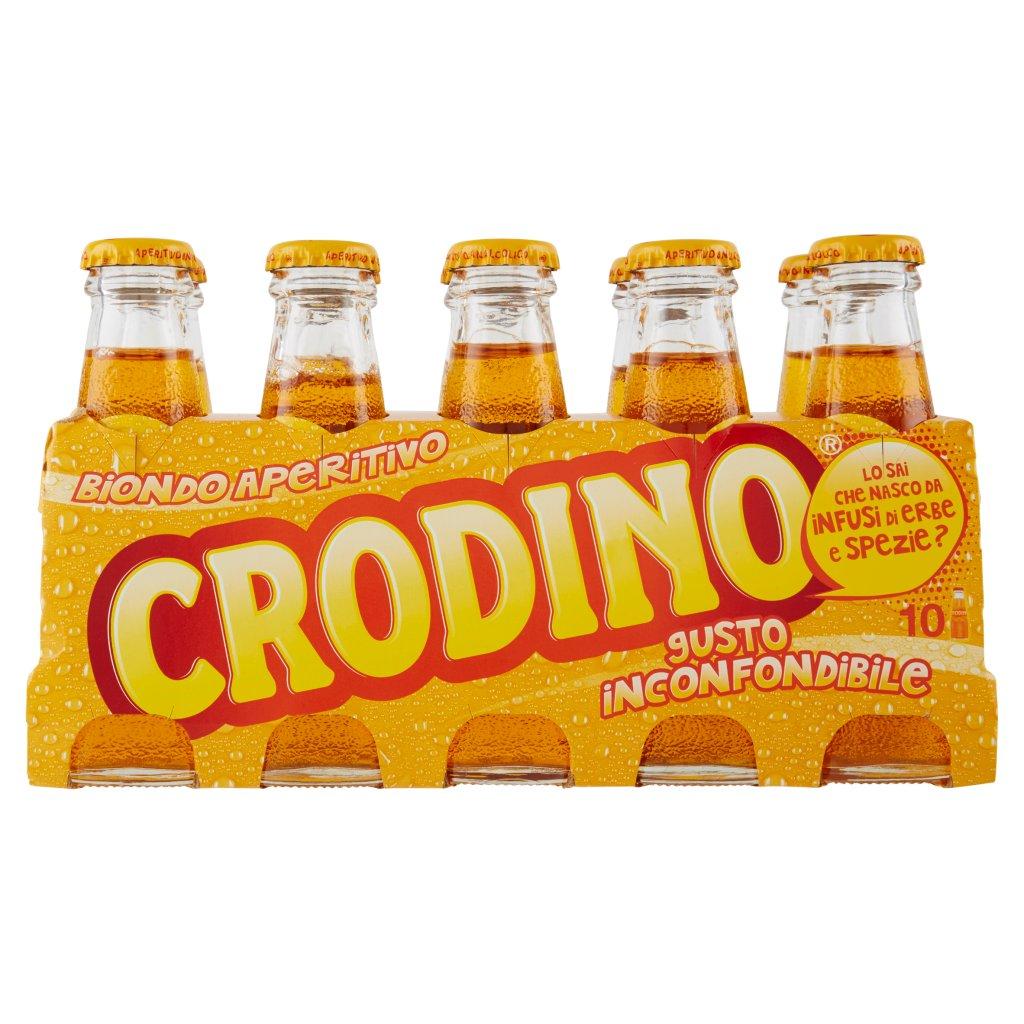 Crodino Crodino Confezione 10X10Cl 2