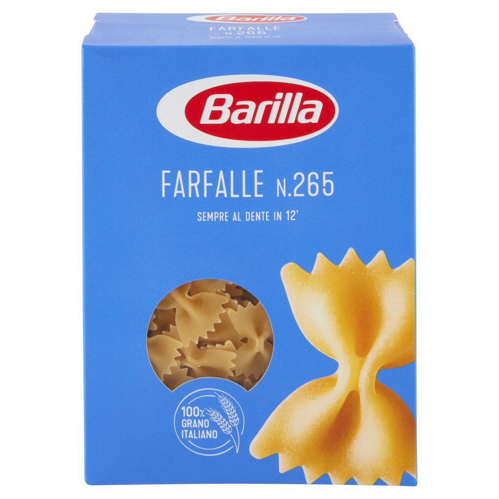 Barilla Farfalle N.265