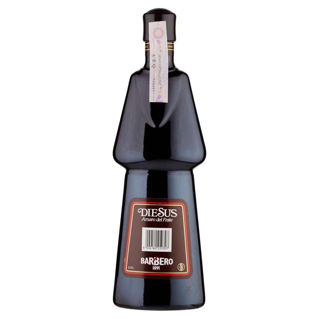 Barbero Diesus Amaro del Frate 0,75 l