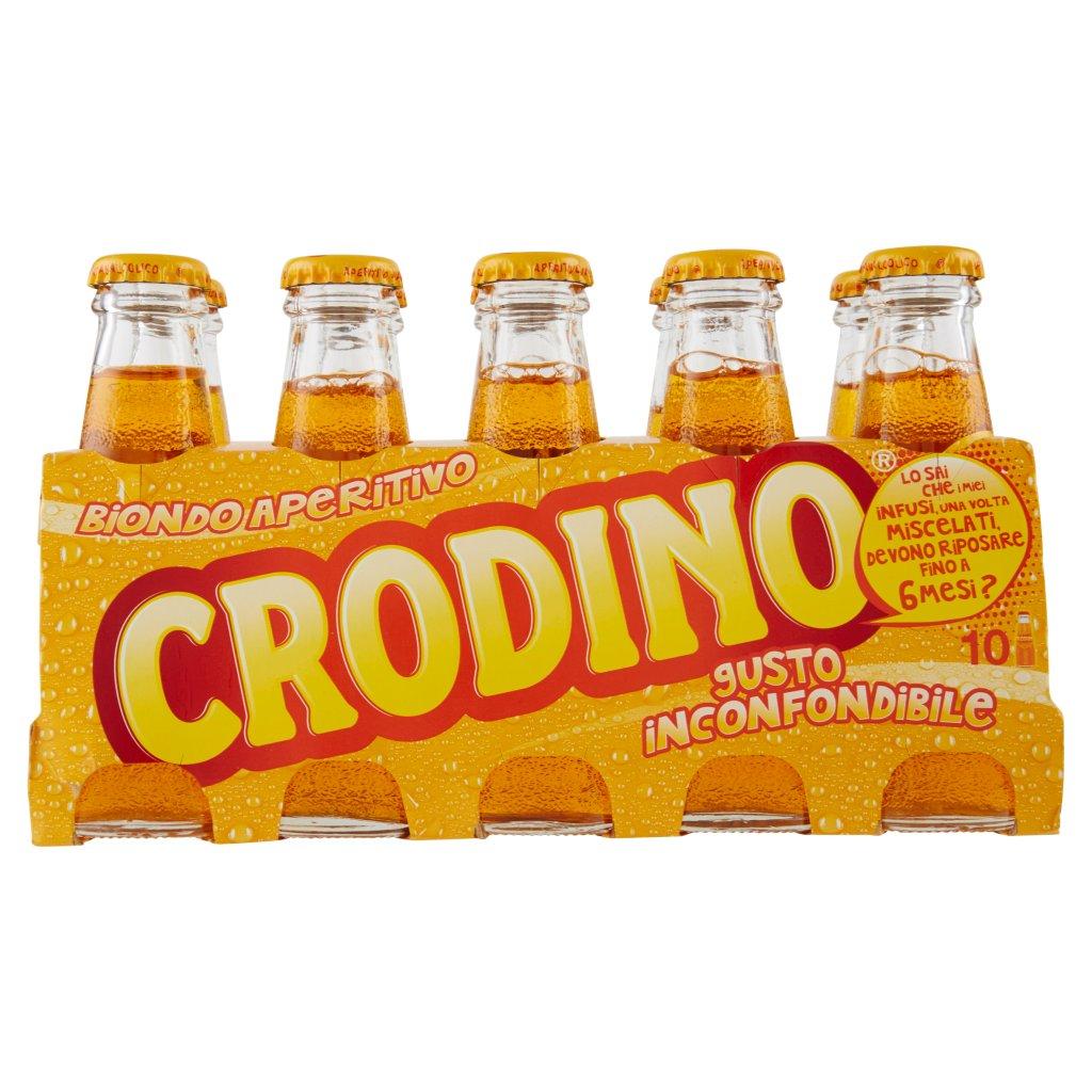 Crodino Crodino Confezione 10X10Cl 1