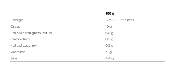 Moser Speck Alto Adige Igp 0,450 Kg
