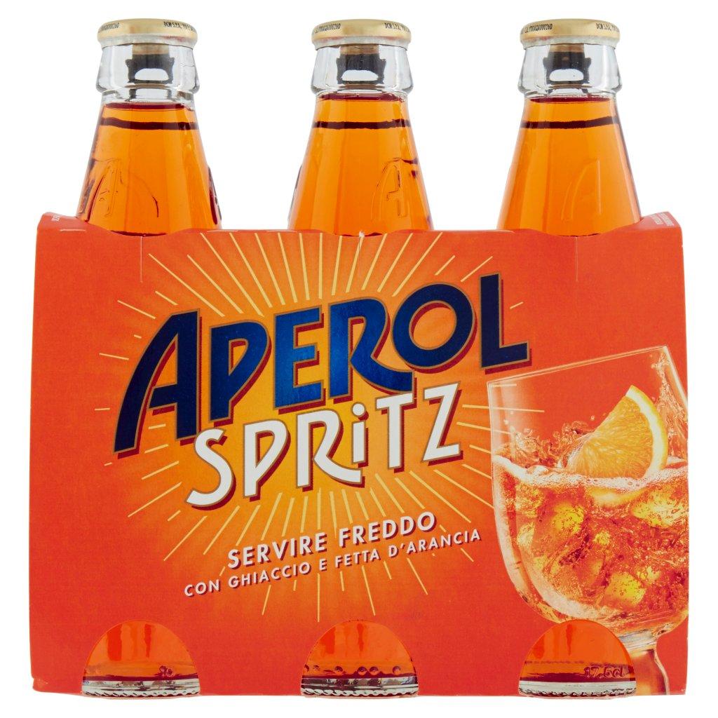 Aperol Spritz 3 x 17,5 Cl