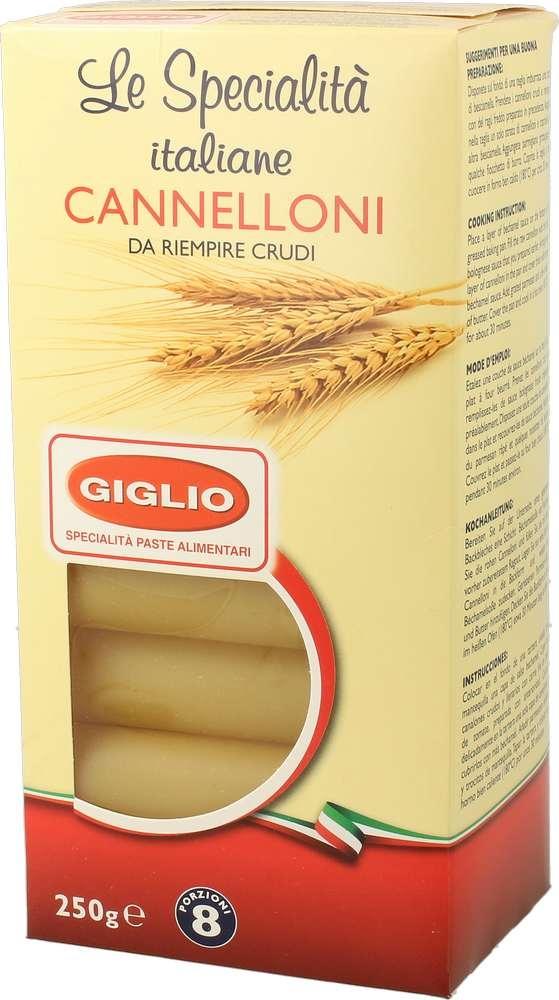 Pasta di Semola Cannelloni Bionda Spiga 250 g