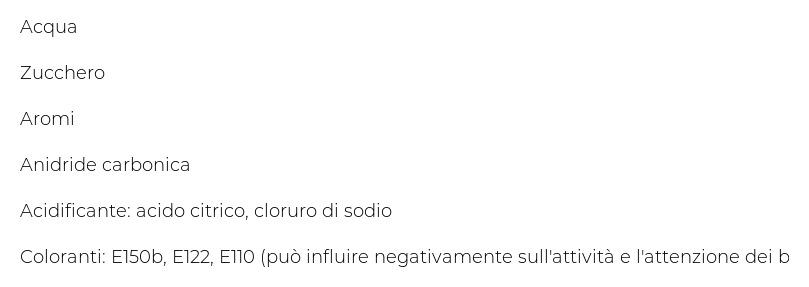 Crodino Twist Gusto Frutti Rossi 3 x 17,5 Cl