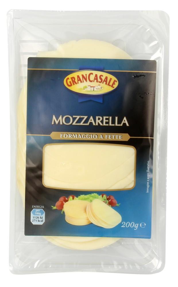 Mozzarella Affettata Gran Casale 200 g