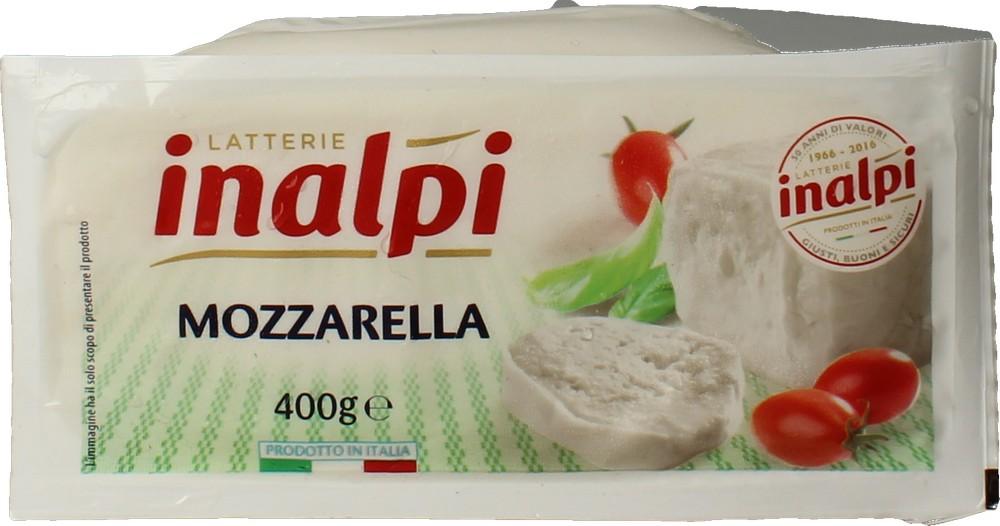 Mozzarella Inalpi 400 g