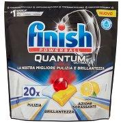 Finish Powerball Quantum Ultimate Limone 20 Caps