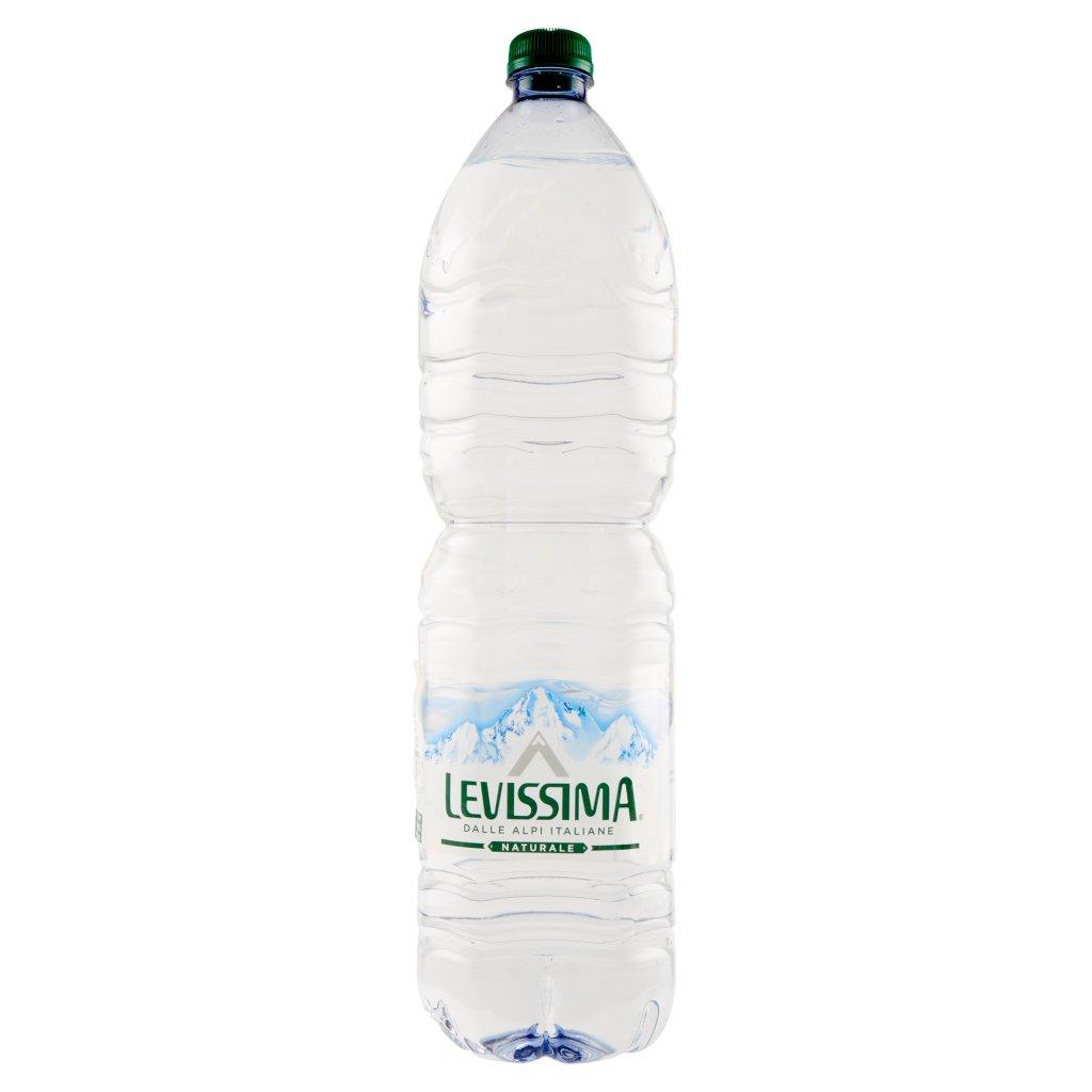 Levissima , Acqua Minerale Naturale Oligominerale 1,5l Confezione 1.5 L 2