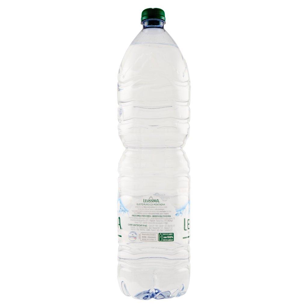 Levissima , Acqua Minerale Naturale Oligominerale 1,5l Confezione 1.5 L 4