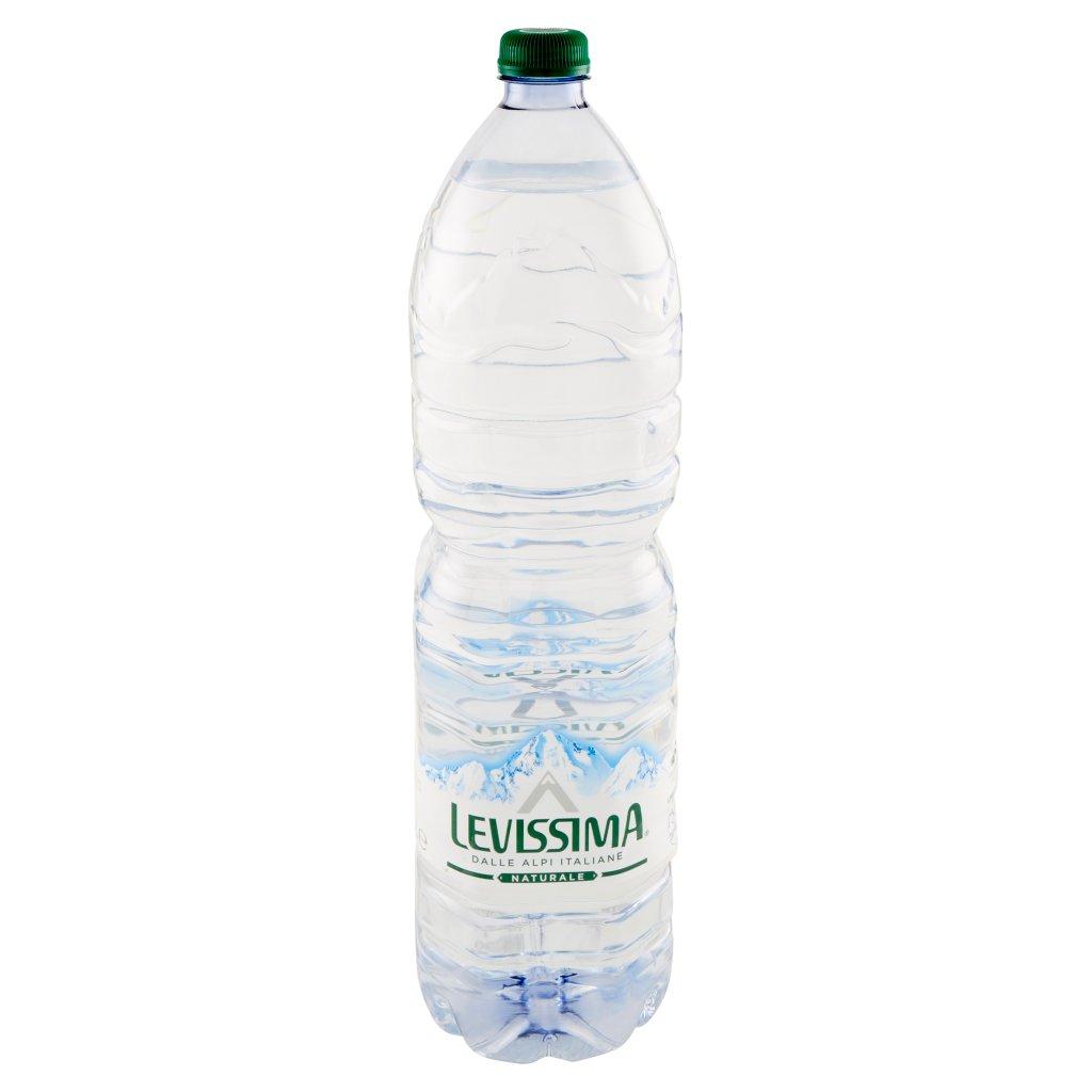 Levissima , Acqua Minerale Naturale Oligominerale 1,5l Confezione 1.5 L