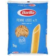 Barilla Penne Lisce N°71 Cello 1kg