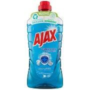 Ajax Detergente Liquido Disinfettante Multi-superficie, Elimina Fino al 99,999% dei Batteri,