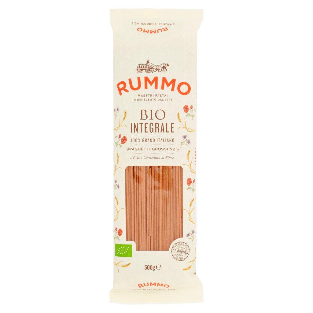 Rummo Bio Integrale Spaghetti Grossi N° 5
