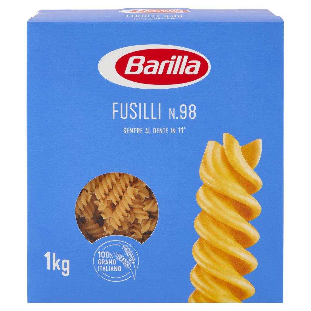 Barilla Fusilli N°98 1kg