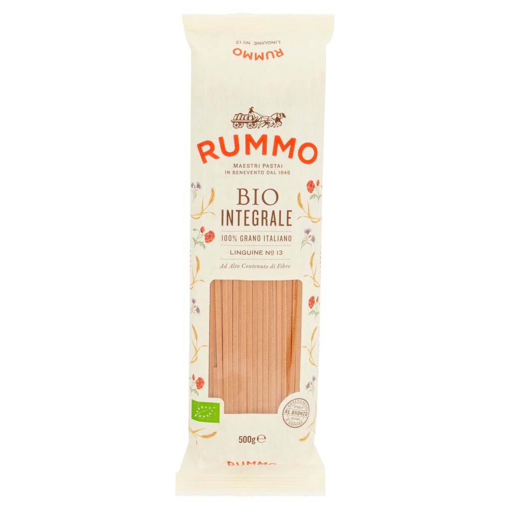 Rummo Bio Integrale Linguine N° 13