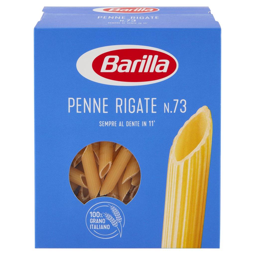 Barilla Penne Rigate N°73