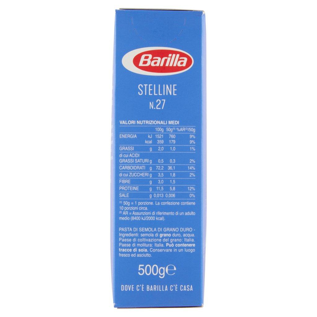 Barilla Stelline N.27