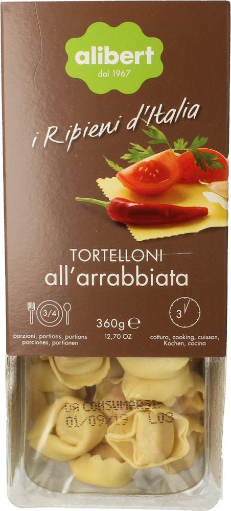 Pasta Fr. Tortelloni all'Arrabbiata 360 g