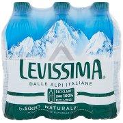 Levissima , Acqua Minerale Naturale Oligominerale 50 Cl x