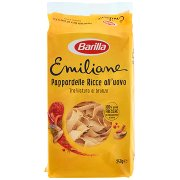 Barilla Emiliane Pappardelle Ricce all'Uovo