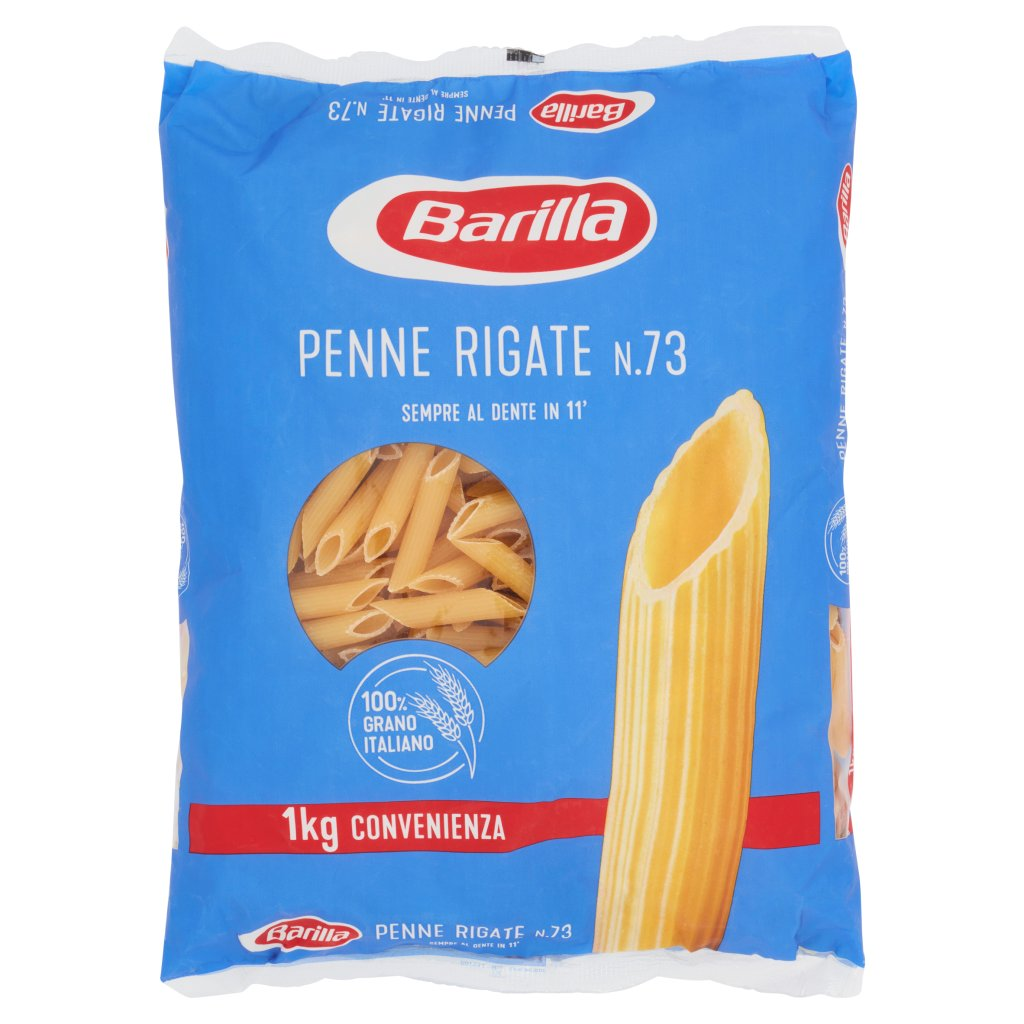 Barilla Penne Rigate N°73 1kg