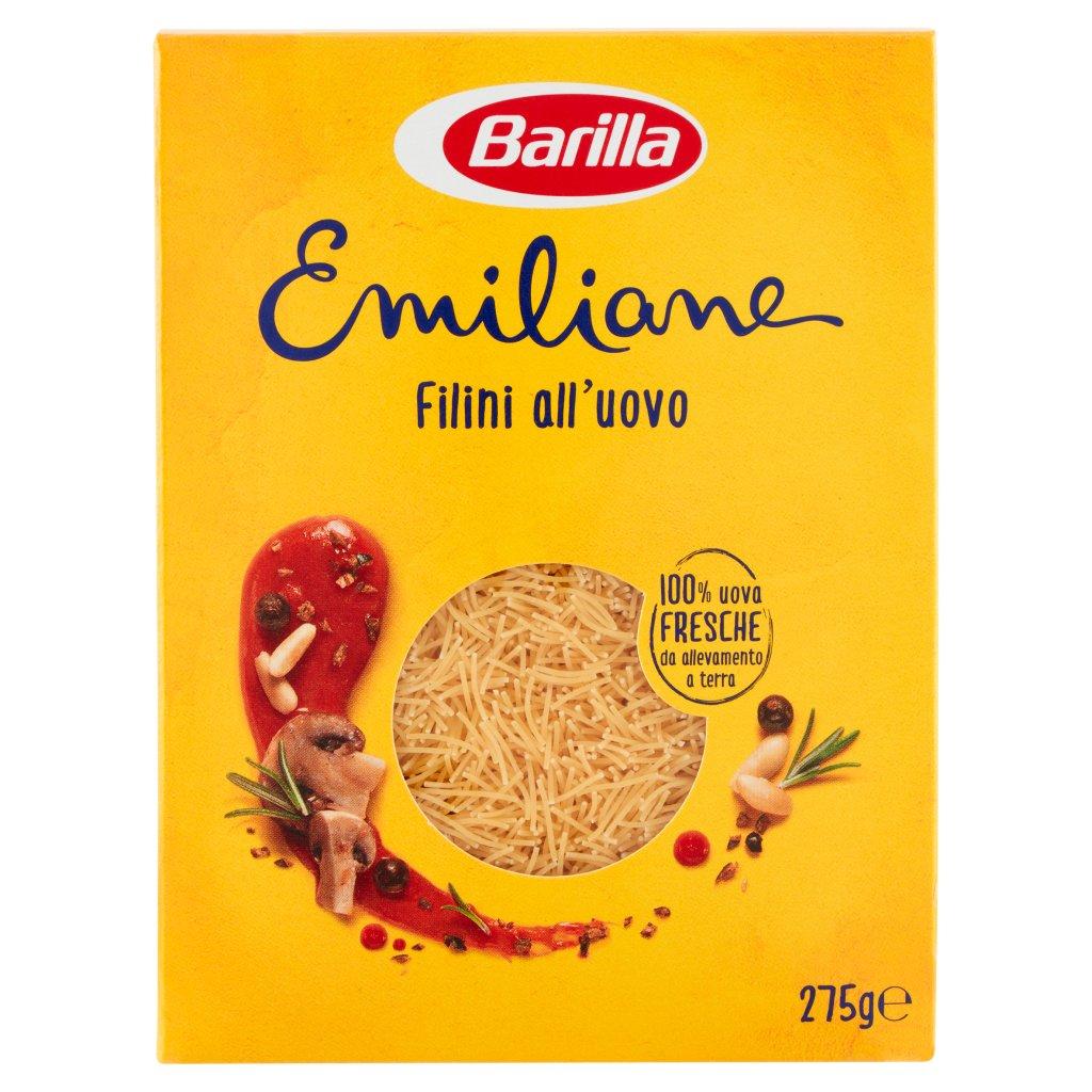 Barilla Emiliane Filini all'Uovo