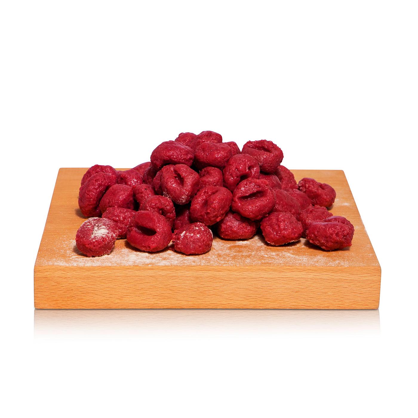 Gnocchi con Rapa Rossa
