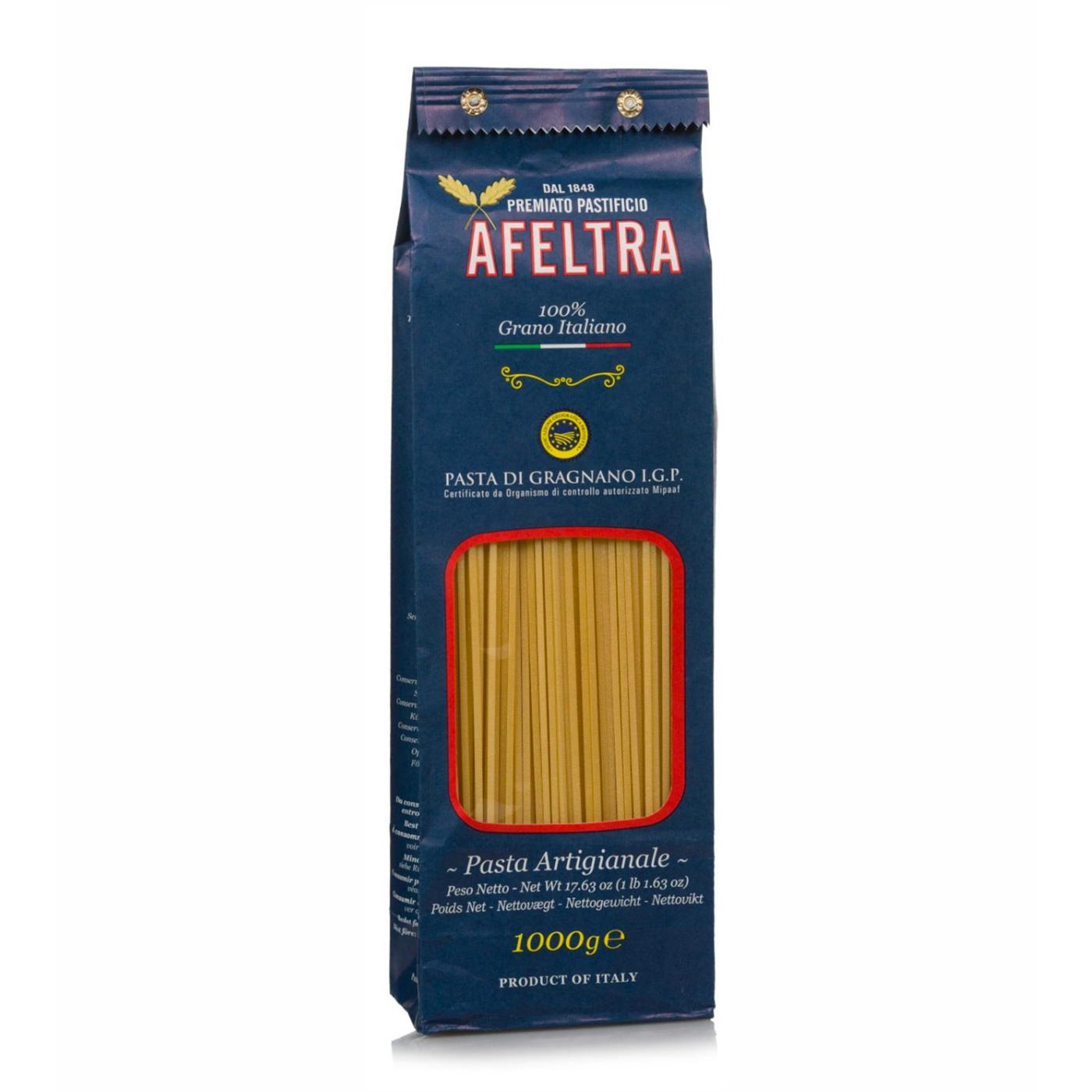 Afeltra Spaghetto Igp 100% Grano Italiano 1kg