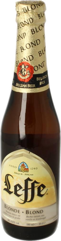 Birra Leffe Blonde 6,6% Vap