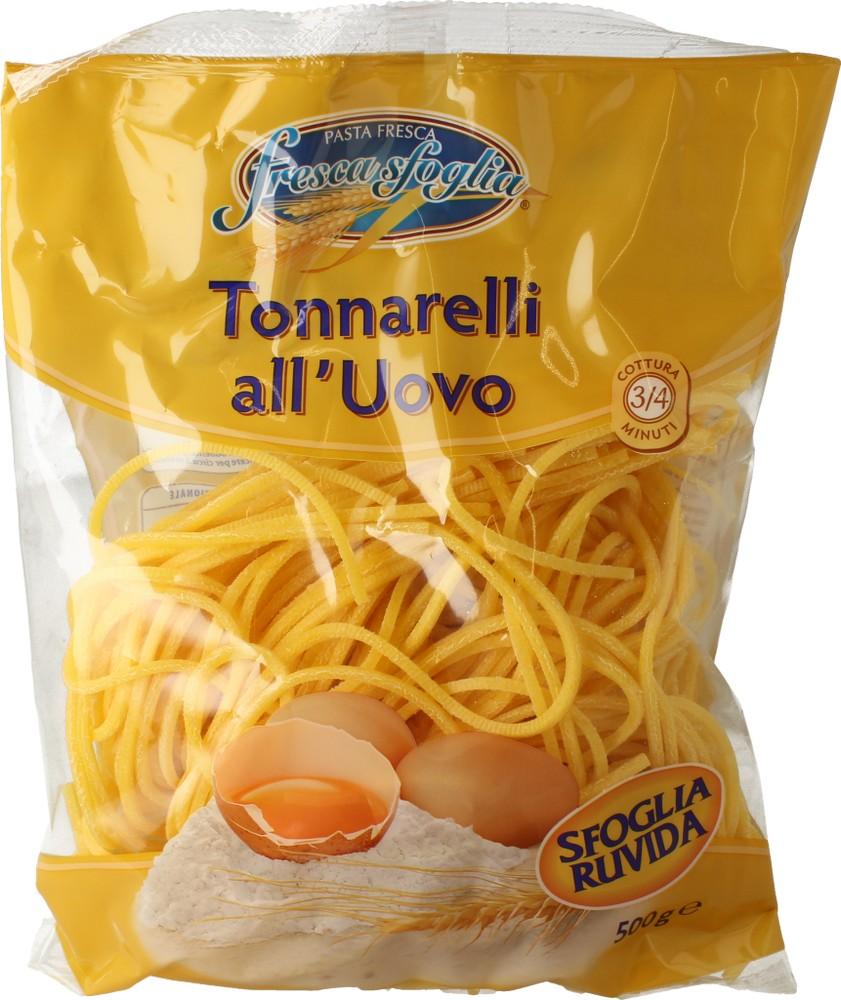 Pasta Fr Uovo Tonnarelli Fresca Sfoglia 500 g