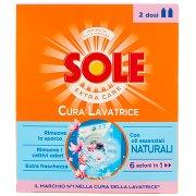 Sole Cura Lavatrice con Oli Essenziali Naturali  x 50 Ml
