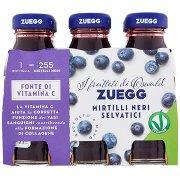 Zuegg I Frutteti di Oswald Mirtilli Neri Selvatici  x 125 Ml