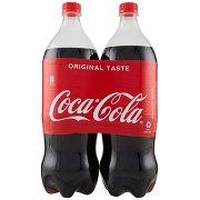 Coca Cola Taste 1,35l x 2 (Pet)