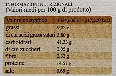 Bosco Tortellini Valtellinesi con Funghi Porcini