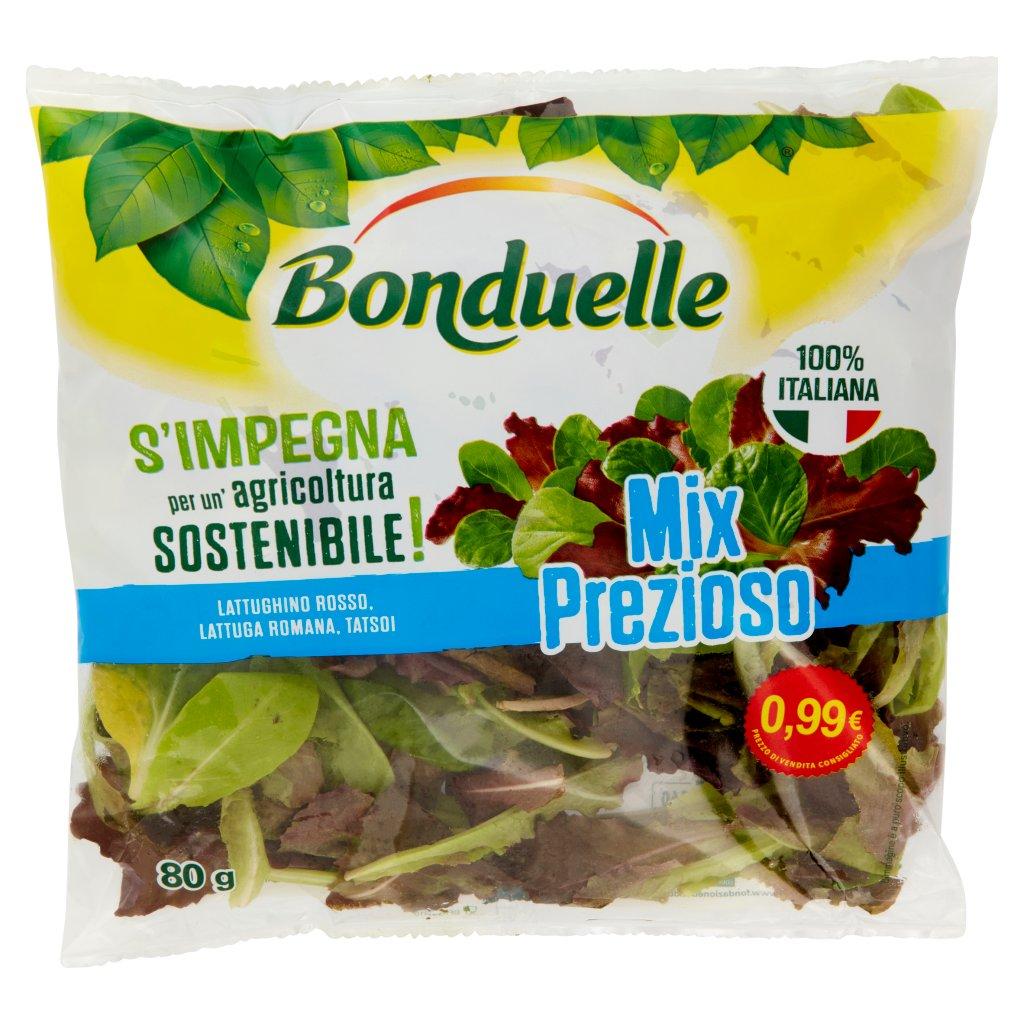 Bonduelle Mix Prezioso Confezione 80 G