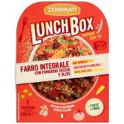 Zerbinati Lunch Box Farro Integrale con Pomodori Secchi e Olive