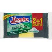 Spontex Spugna Abrasiva Universale X2+1