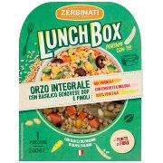 Zerbinati Lunch Box Orzo Integrale con Basilico Genovese Dop e Pinoli