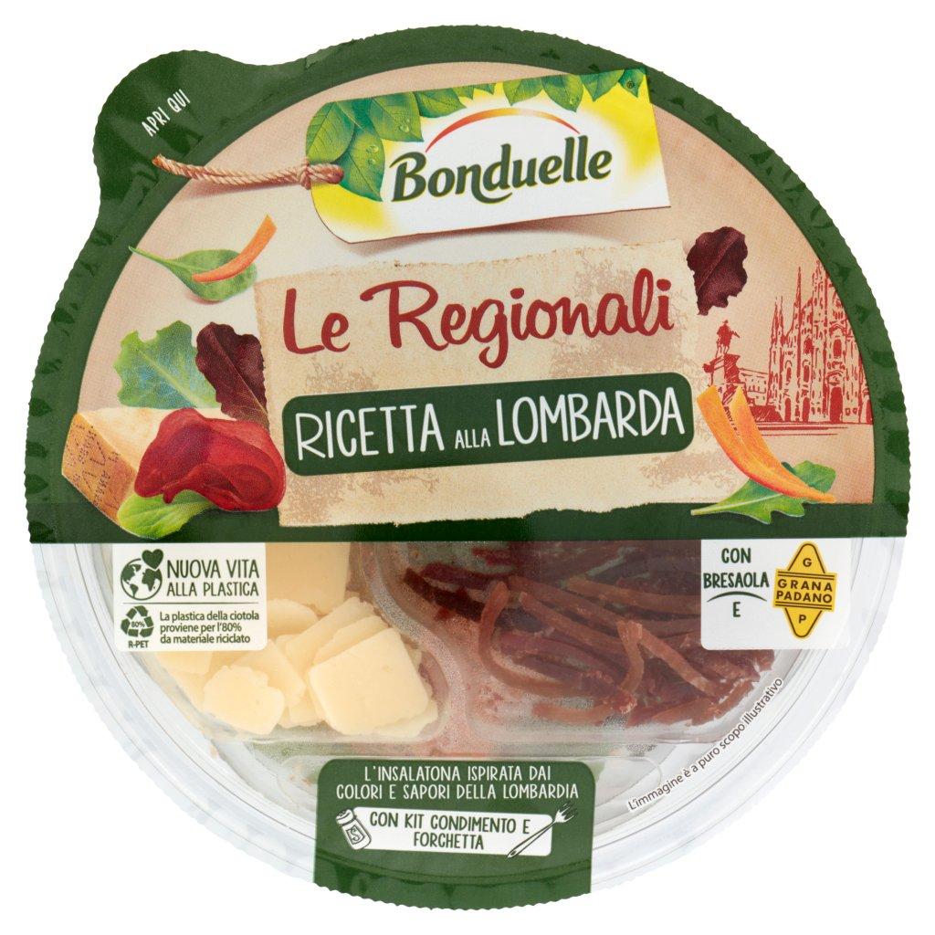 Bonduelle Le Regionali Ricetta alla Lombarda