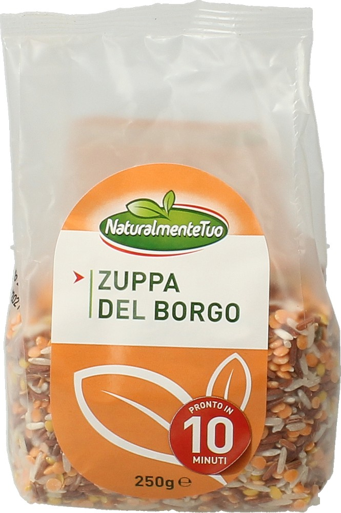 Naturalmentetuo Zuppa del Borgo