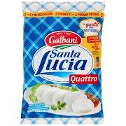 Galbani Santa Lucia Mozzarella 4 x 100 g