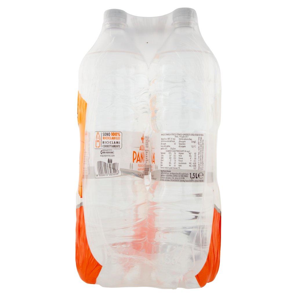 Acqua Panna Acqua Minerale Oligominerale Naturale Confezione 6X1,5L 4