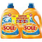 Sole Sole Bianco Solare 40lav X2