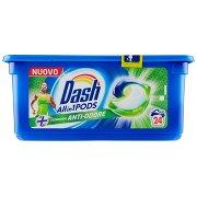 Dash Pods Allin1 Detersivo Lavatrice in Capsule + Tecnologia Anti-odore 24 Lavaggi