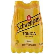 Schweppes Tonica 0,25 l Pet x 4