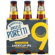Birrificio Angelo Poretti Birra 9 Luppoli American Ipa 3x 33 Cl
