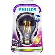 Philips Lamp.ledclassic 60w E27 Ww A60 Philips
