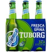 Tuborg Birra Fresca Comeallaspina 3x 33 Cl