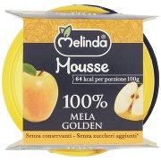 Melinda Mousse 100% Mela Golden 2 x 100 g