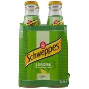 Schweppes Limone 0,18 l Ow X4